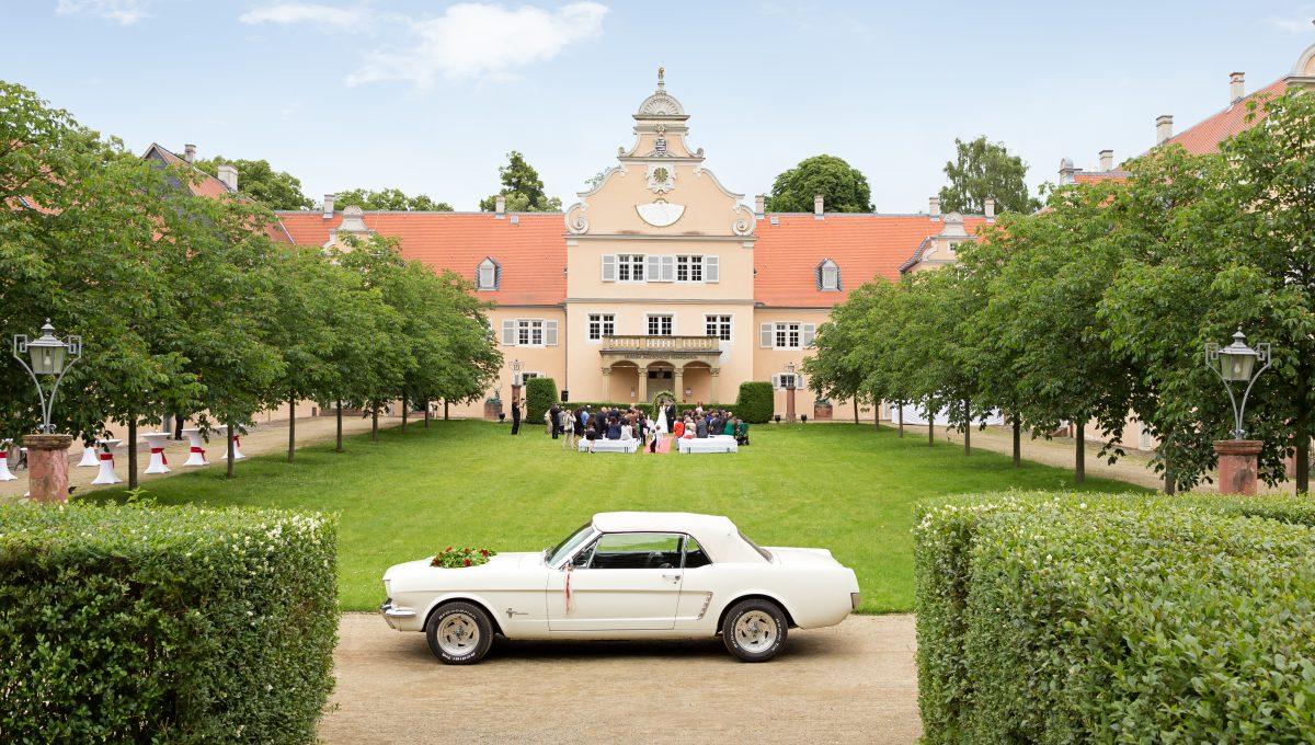Hochzeiten Hotel Jagdschloss Kranichstein